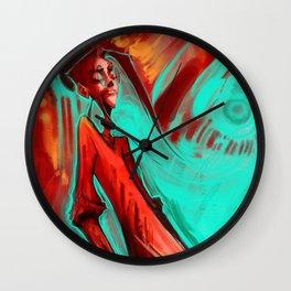 Guy Salvatore - The Monster Inside Wall Clock