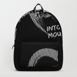Into the mountains - for outdoor fans Backpack