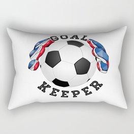 Goalkeeper,football,soccer Rectangular Pillow