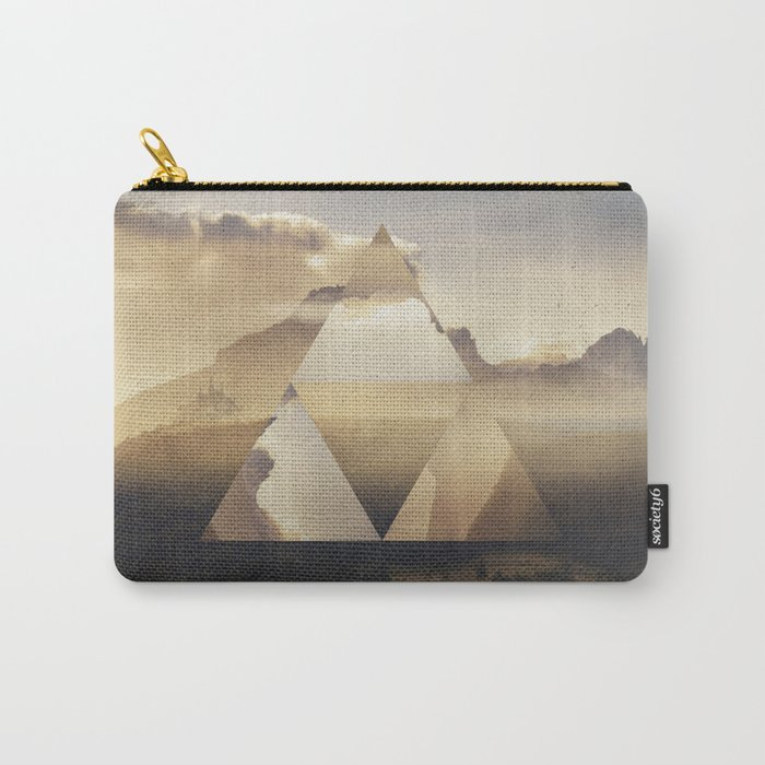 Hyrule - Power of the Triforce Carry-All Pouch