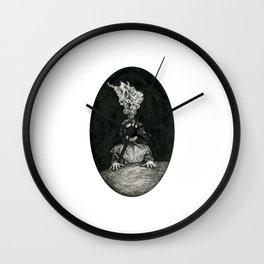 Seance Wall Clock