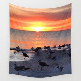 Shore Birds Wall Tapestry