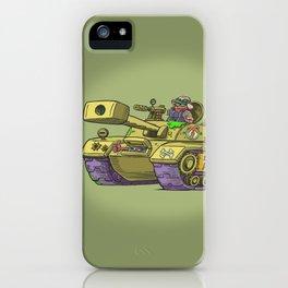 desert tank iPhone Case