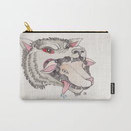 Sheep in Wolf's Clothing Carry-All Pouch
