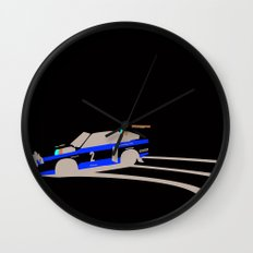 Quattro S1 Wall Clock