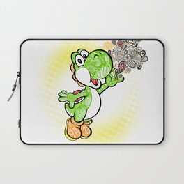Yoshi Wonderland !  Laptop Sleeve