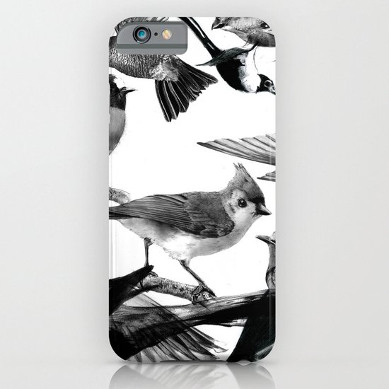 A Volery of Birds iPhone & iPod Case
