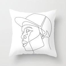 Dillalines Throw Pillow