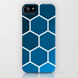 Geometric Abstraction II iPhone Case