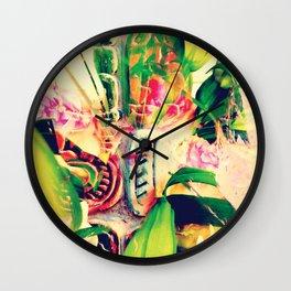 Secret Ceremonials I Wall Clock