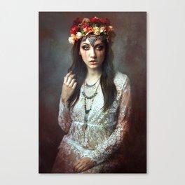 Domina Somnia Canvas Print