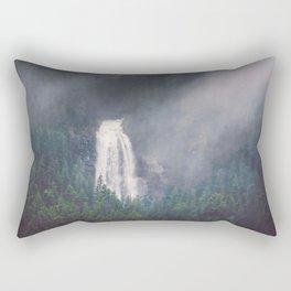 Keeping Time Rectangular Pillow