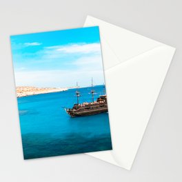 Blue Waters Stationery Cards