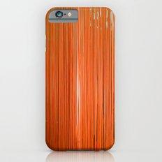 ORANGE STRINGS iPhone 6s Slim Case