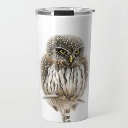 Northern Pygmy-Owl Travel Mug