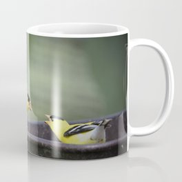 Food Fight Coffee Mug