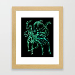 The Kelpie Framed Art Print