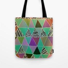 Triangle 3 Tote Bag