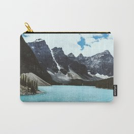 Lake Moraine landscape Carry-All Pouch
