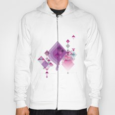Abstract illustrations Hoody