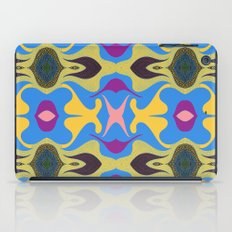 Decorative panel iPad Case