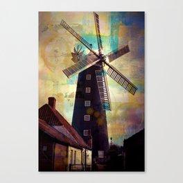 Waltham Windmill Canvas Print