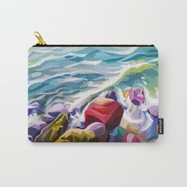 Sea vibes Carry-All Pouch