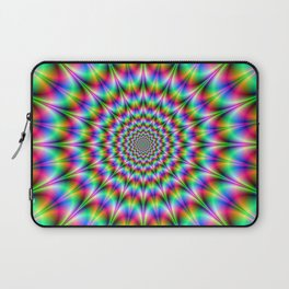 Psychedelic Explosion Laptop Sleeve
