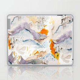 marmalade mountains Laptop & iPad Skin
