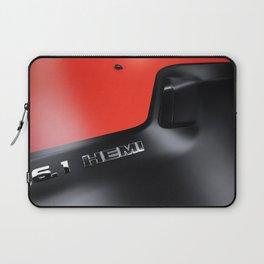 Le Rouge et le Noir Laptop Sleeve