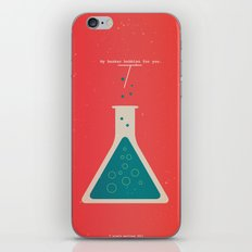 My Beaker Bubbles For You  iPhone & iPod Skin