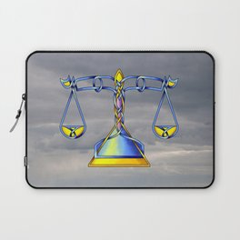 Scales Knot Laptop Sleeve