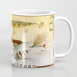 Fishing Tackle Coffee Mug