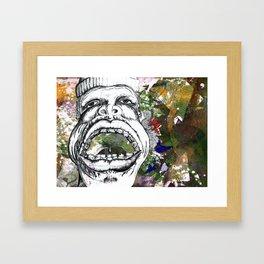 Sole Framed Art Print