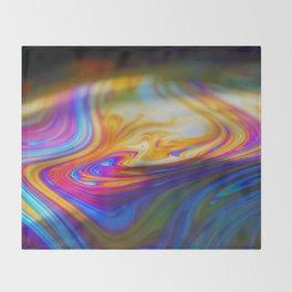 Soap Bubble 6 Throw Blanket