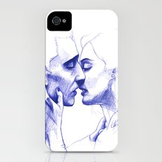 The Kiss Slim Case iPhone (4, 4s)