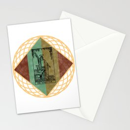 Tarot Magician Ancient Spiritual Playing Divination Card product Stationery Cards