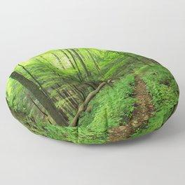 Forest 6 Floor Pillow