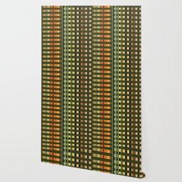 Pattern rectangle color multi I Wallpaper