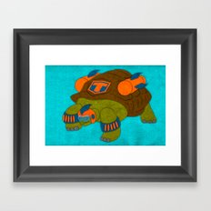 Tortoise Framed Art Print