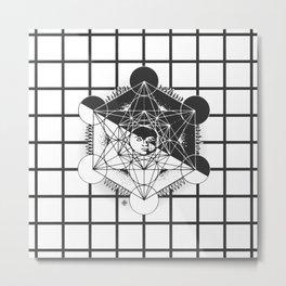 Gnostic Equinox Metal Print