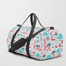 Ahoy Matey Duffle Bag