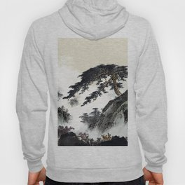 Chinese landscape Hoody