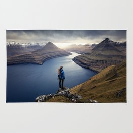 Epic Faroe Islands Rug