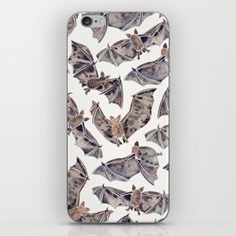 Bat Collection iPhone Skin