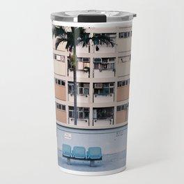 rainbow house (彩虹邨)4 Travel Mug