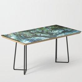 Ramona Oak Tree Coffee Table