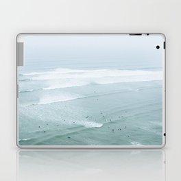 Tiny Surfers from the Sky 4, Lima, Peru Laptop & iPad Skin
