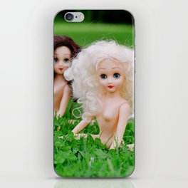 Where the Grass is Greener iPhone Skin