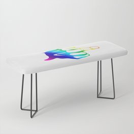 Colorful Responce Bench
